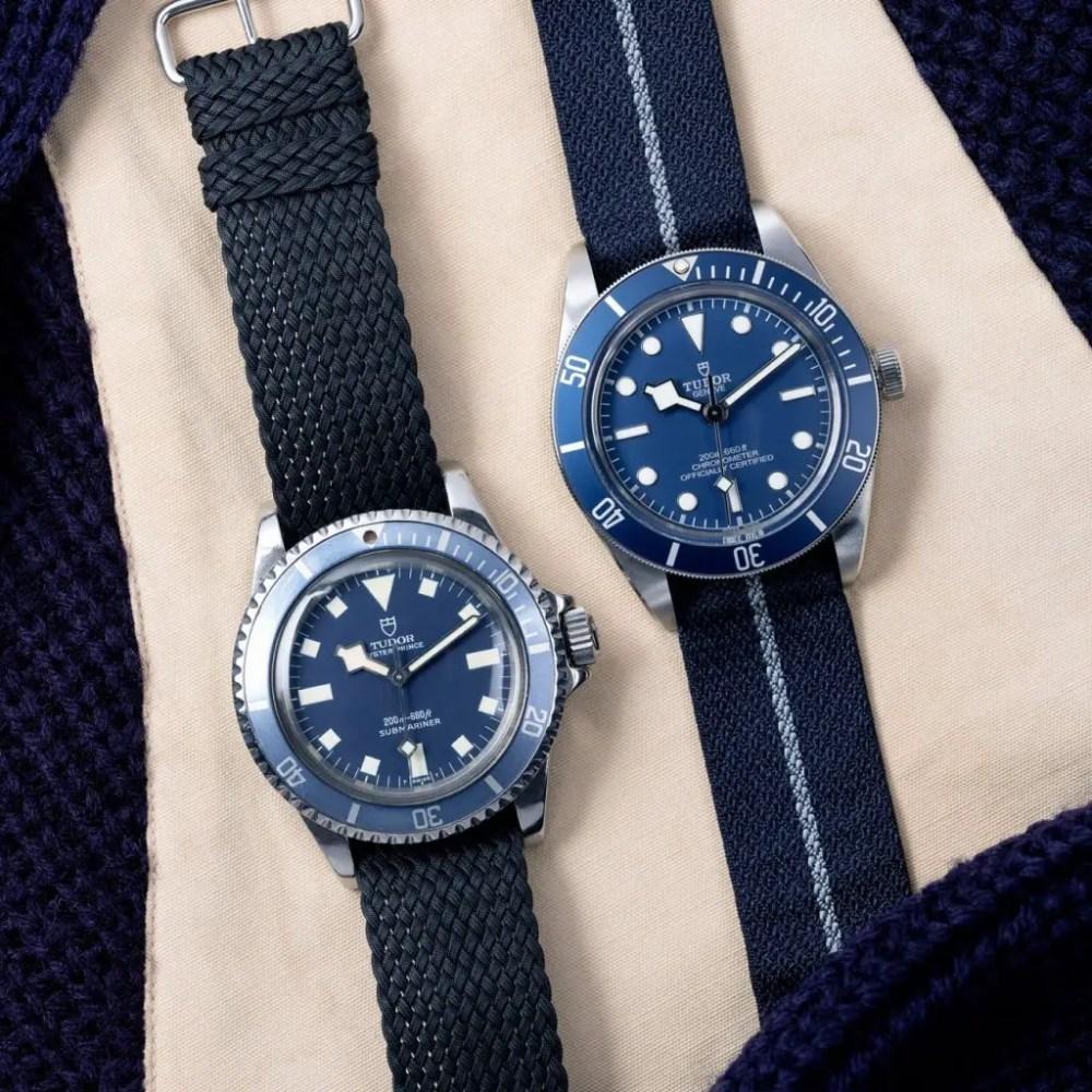 """new Tudor Black Bay Fifty-Eight """"Navy Blue"""""""
