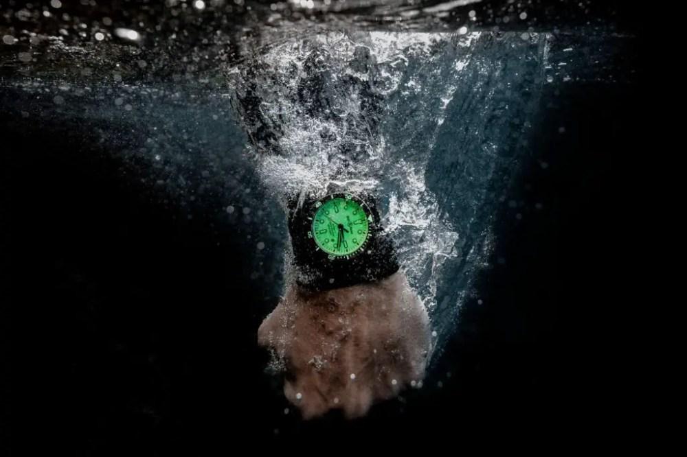 new Bell & Ross BR 03-92 Diver Full Lum