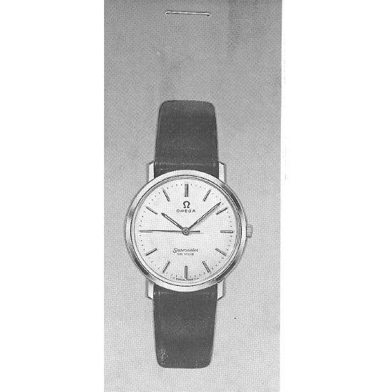 Omega Vintage Seamaster De Ville Omega St 135 0020 L