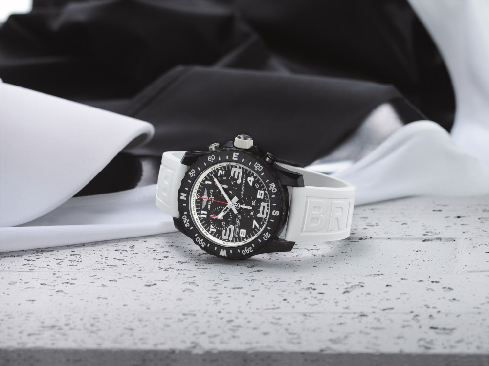 10 Endurance Pro With A White Inner Bezel And Rubber Strap 1 1024x767