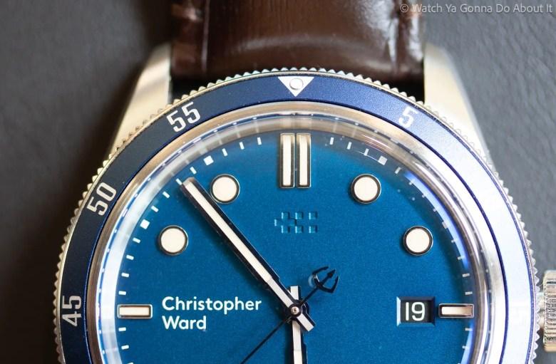 Christopher Ward C65