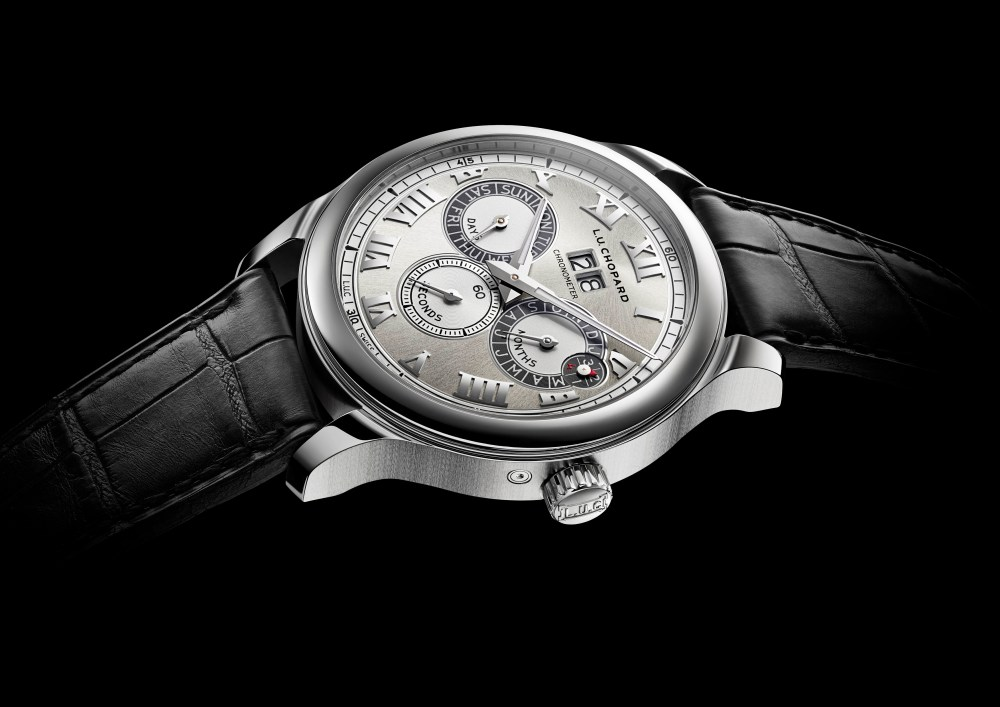 new Chopard L.U.C Perpetual Twin