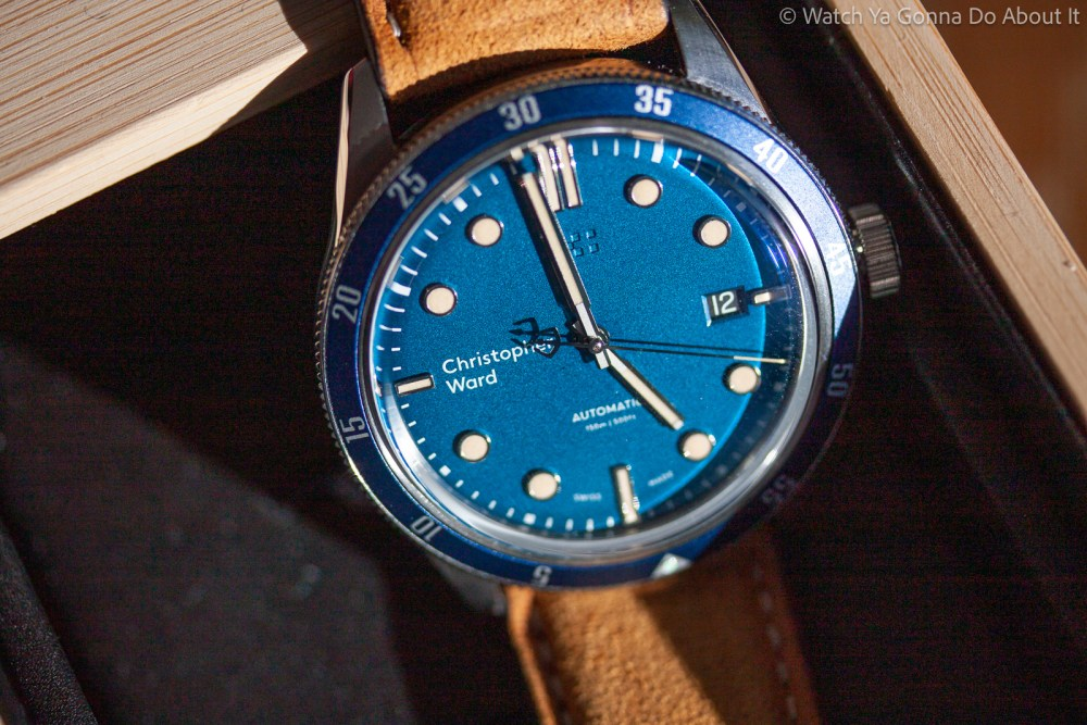 Christopher Ward C65