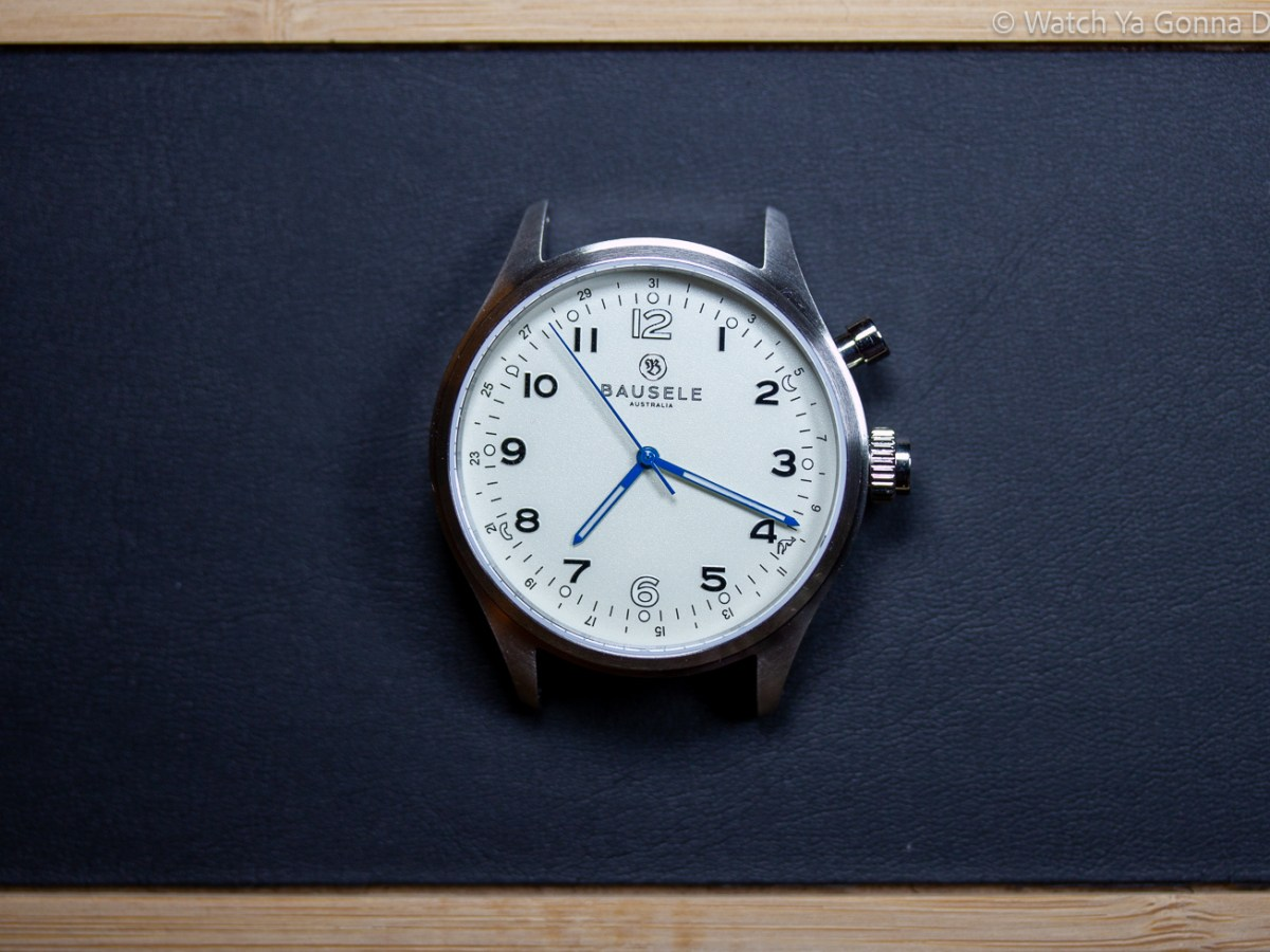 Bausele Vintage 2.0 Watch