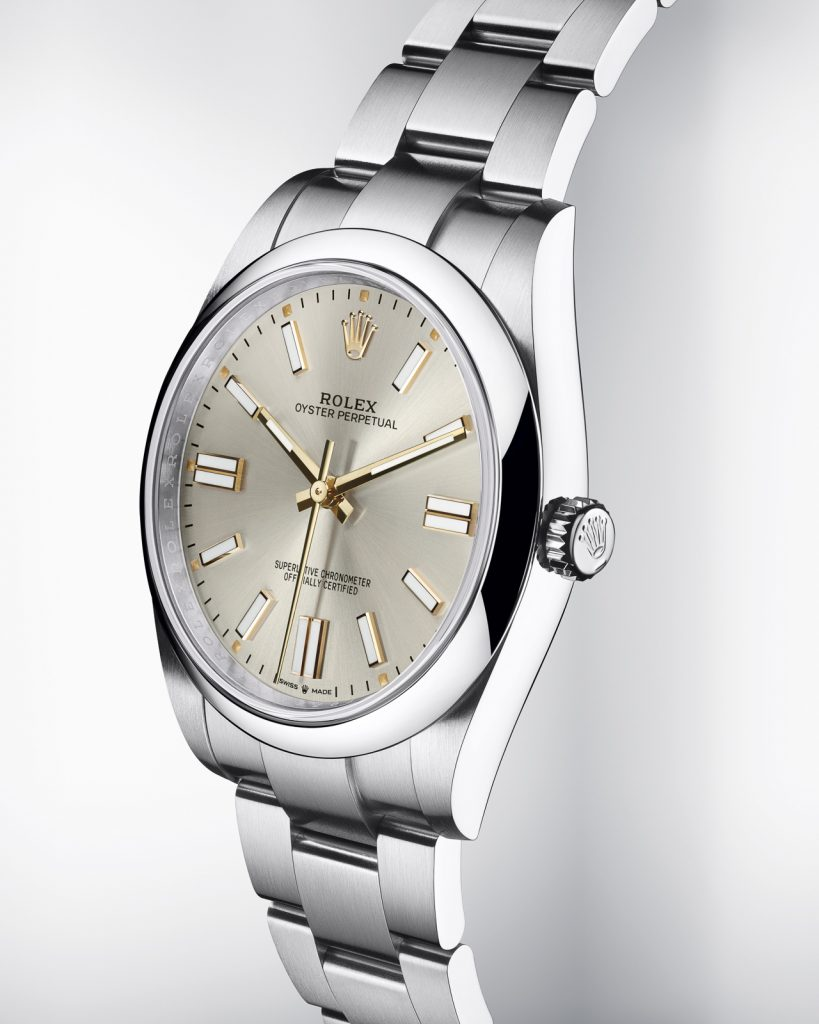 new Rolex Oyster Perpetual
