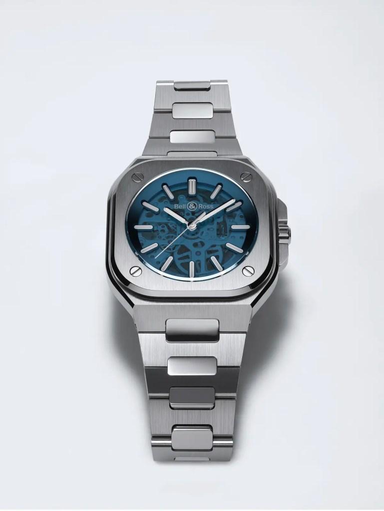BR05 Skeleton Blue