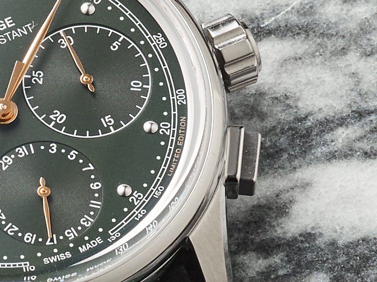FC 1988 Flyback Chronograph About Vintage 6 2