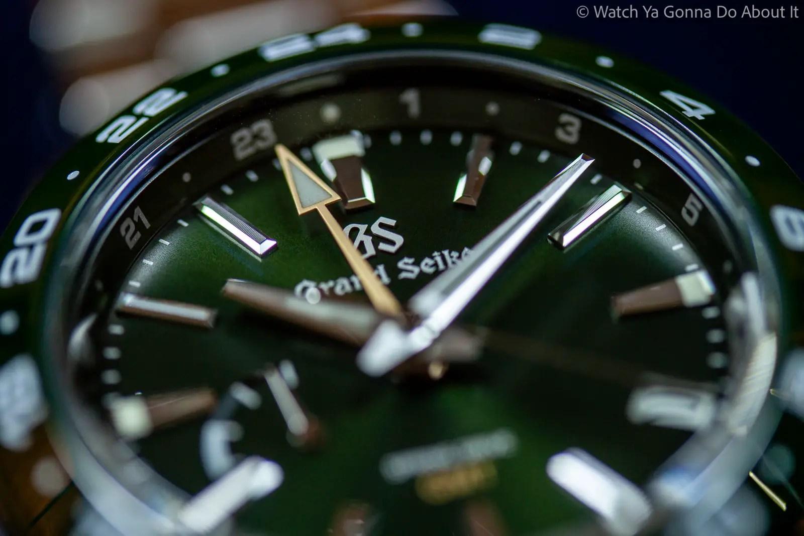 Grand Seiko Green 4