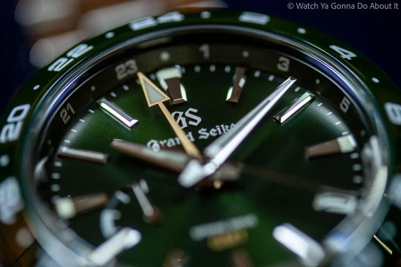 new Grand Seiko SBGE257
