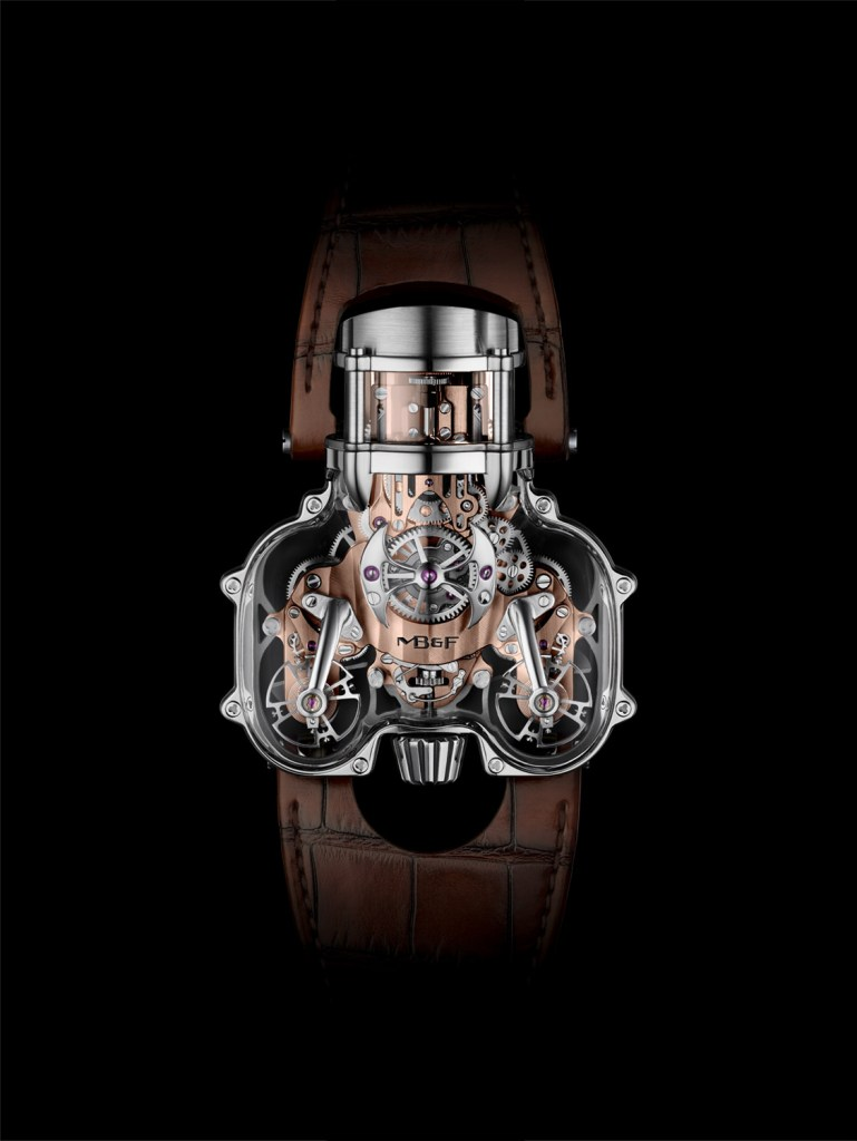 MB&F Horological Machine N°9