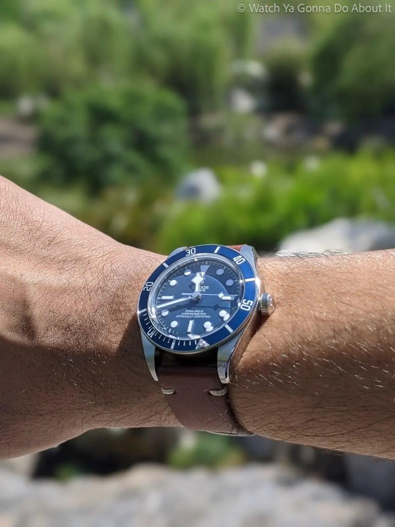 Tudor Black Bay 58 Blue 12 768x1024