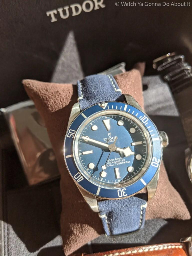 Tudor Black Bay 58 Blue 42 768x1024