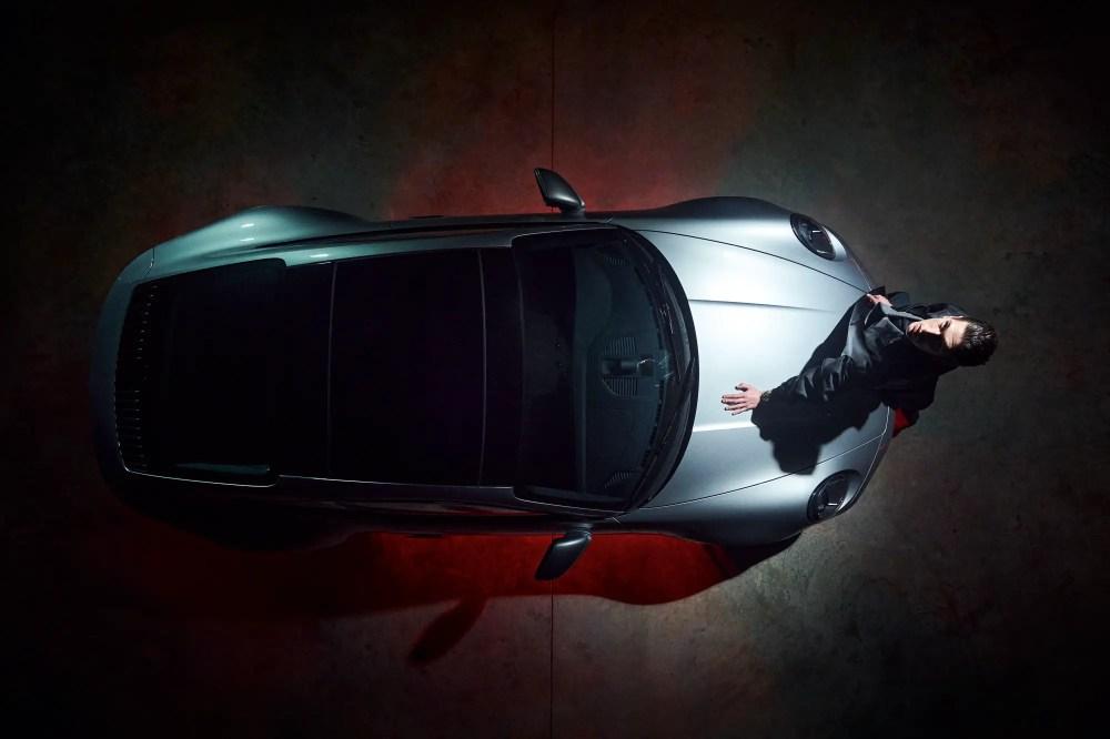New TAG Heuer Carrera Porsche Chronograph