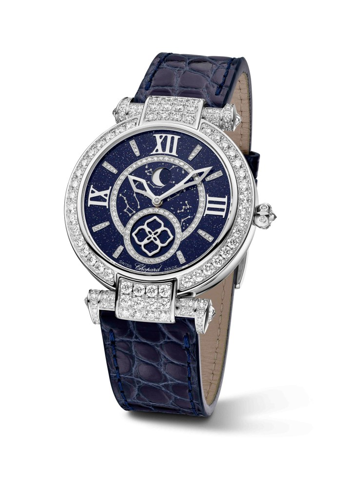 New Chopard Imperiale Moonphase