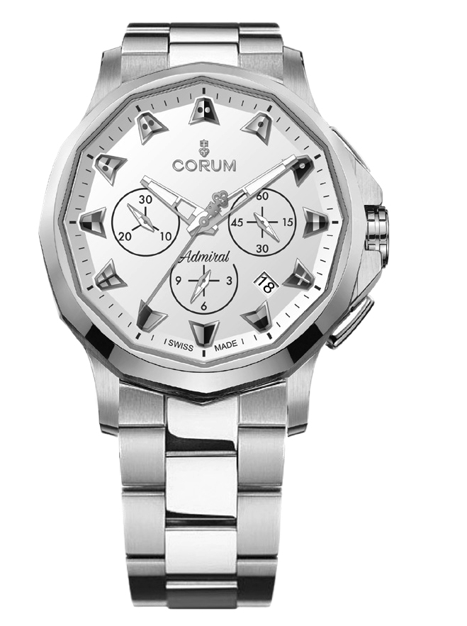 EN Corum Masters The Seas With New Avant Garde Admiral Collection Watches 11