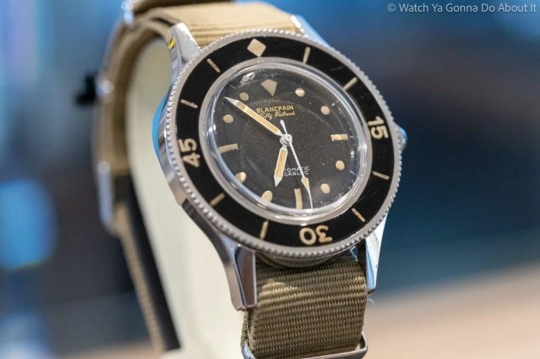 Blancpain Exhibition Watches Of Switzerland 2 1024x682