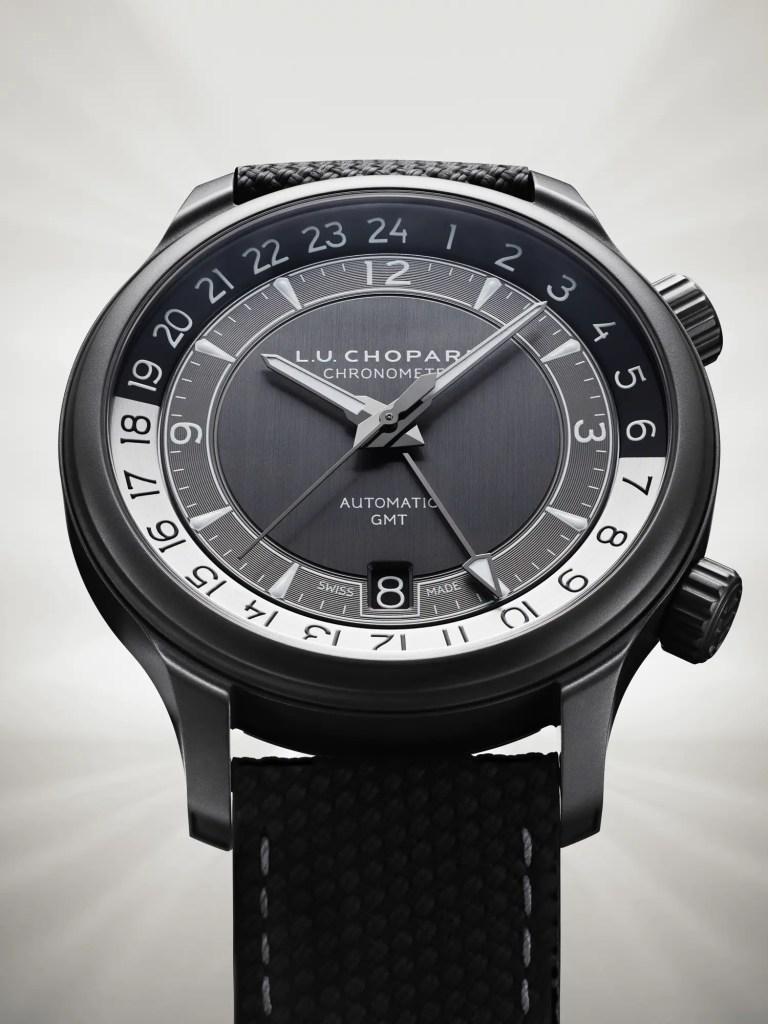 New Chopard L.U.C GMT