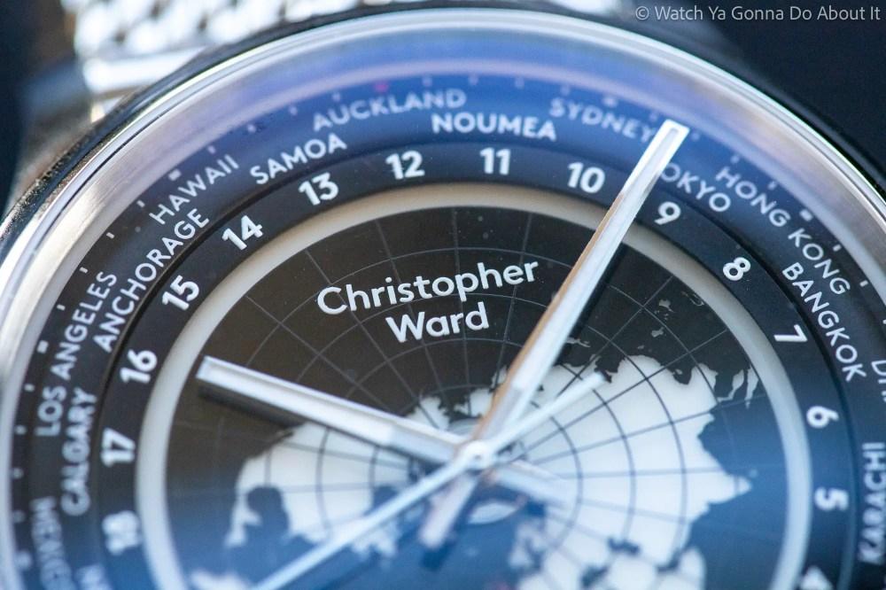 Christopher Ward C1 Worldglow