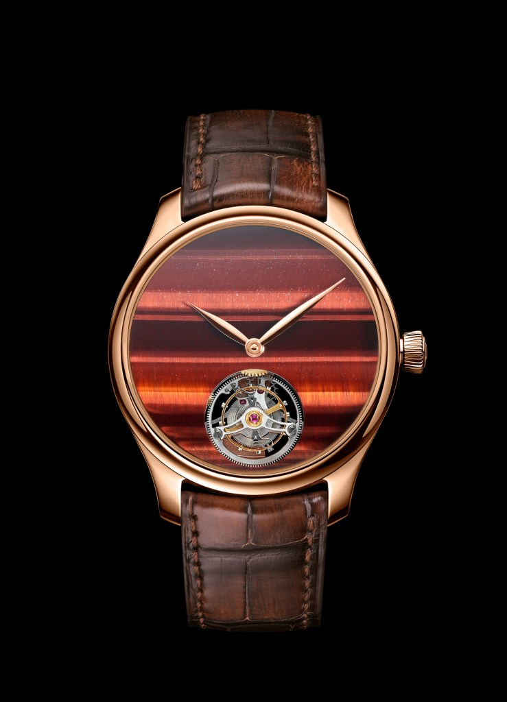 H. Moser And Cie Tigers Eye 4 739x1024