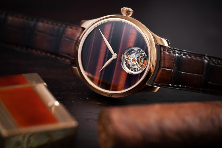 H. Moser And Cie Tigers Eye 5 1024x682