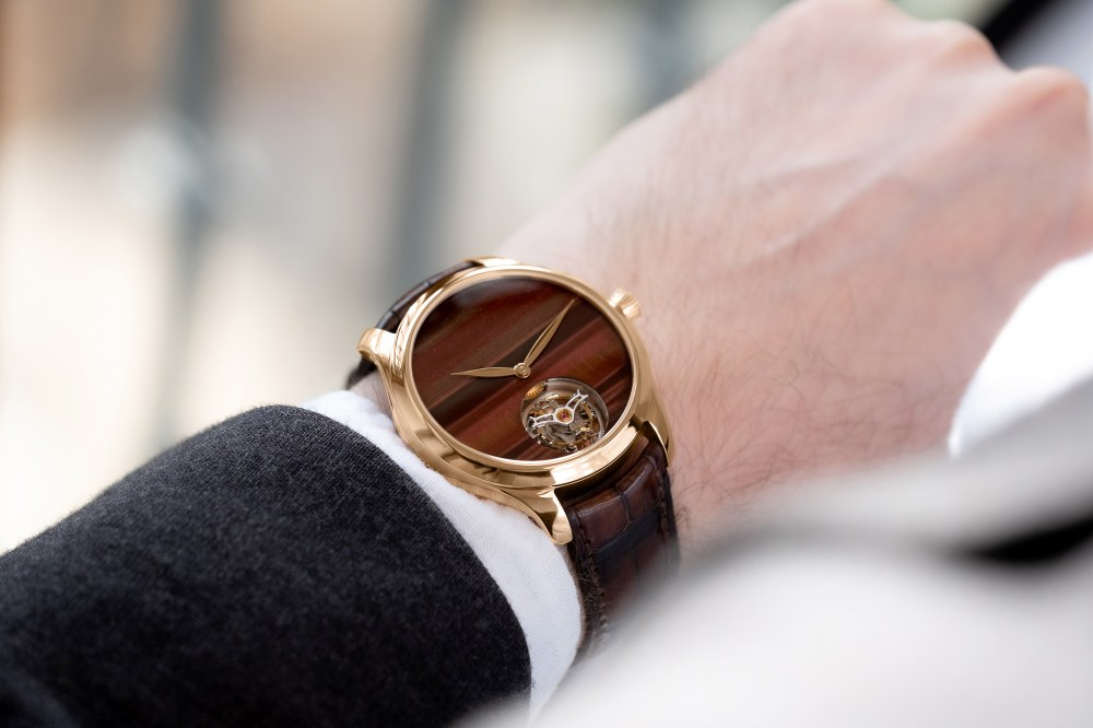 H. Moser And Cie Tigers Eye 6 1024x682