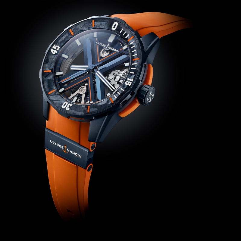 New Ulysse Nardin Diver X Skeleton