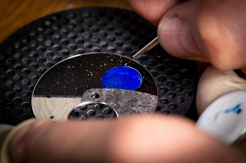 Making of New Louis Moinet 'Moon Race'