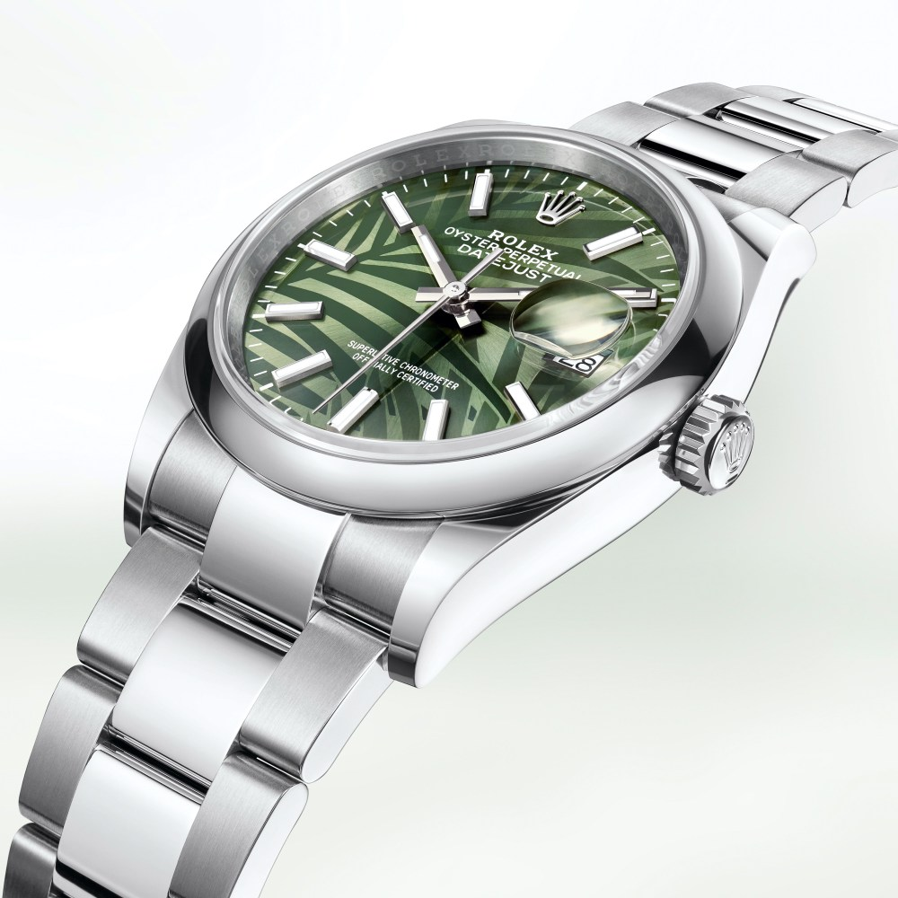 New Rolex Datejust 36 Collection 2021