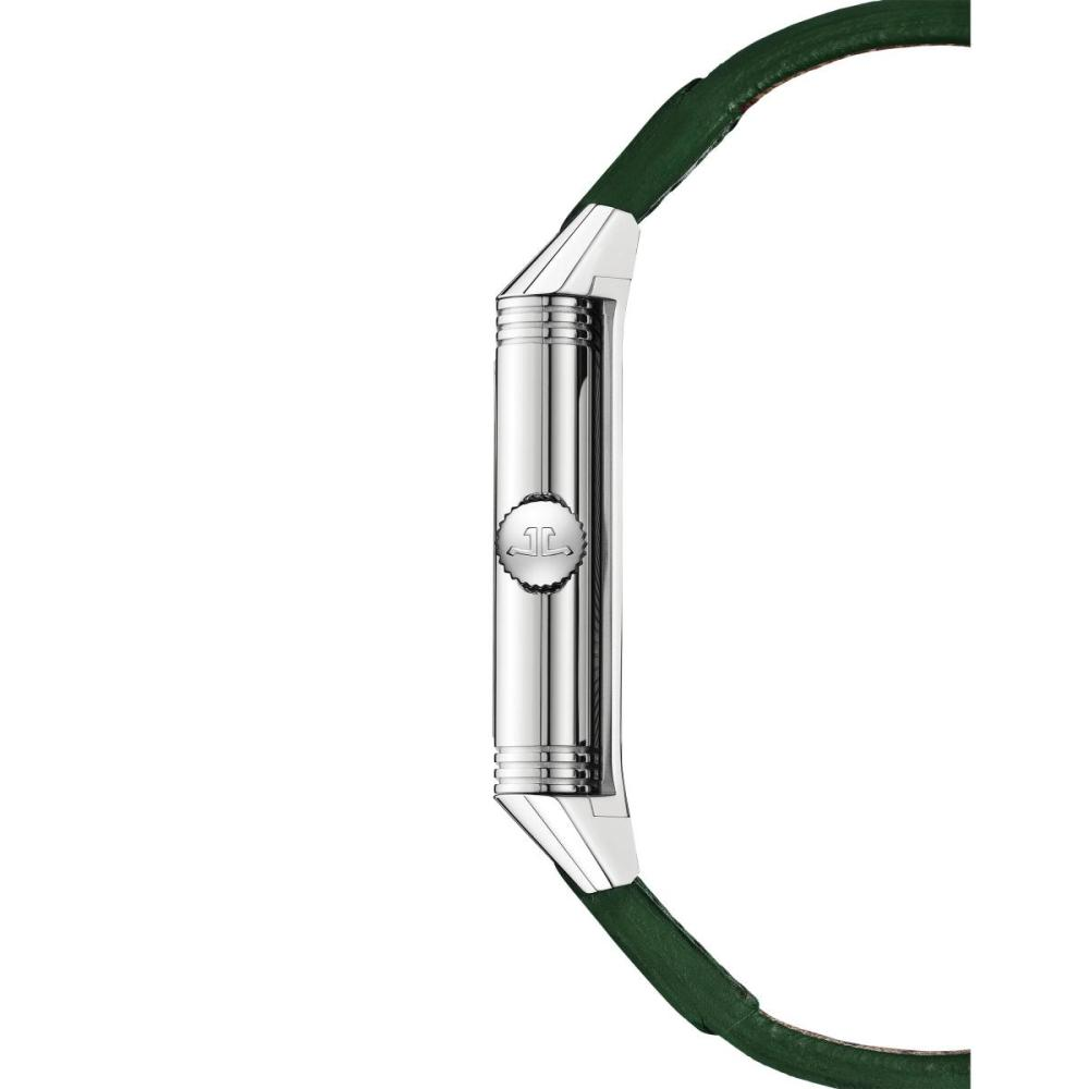 New Jaeger-LeCoultre Reverso Tribute Small Seconds Green