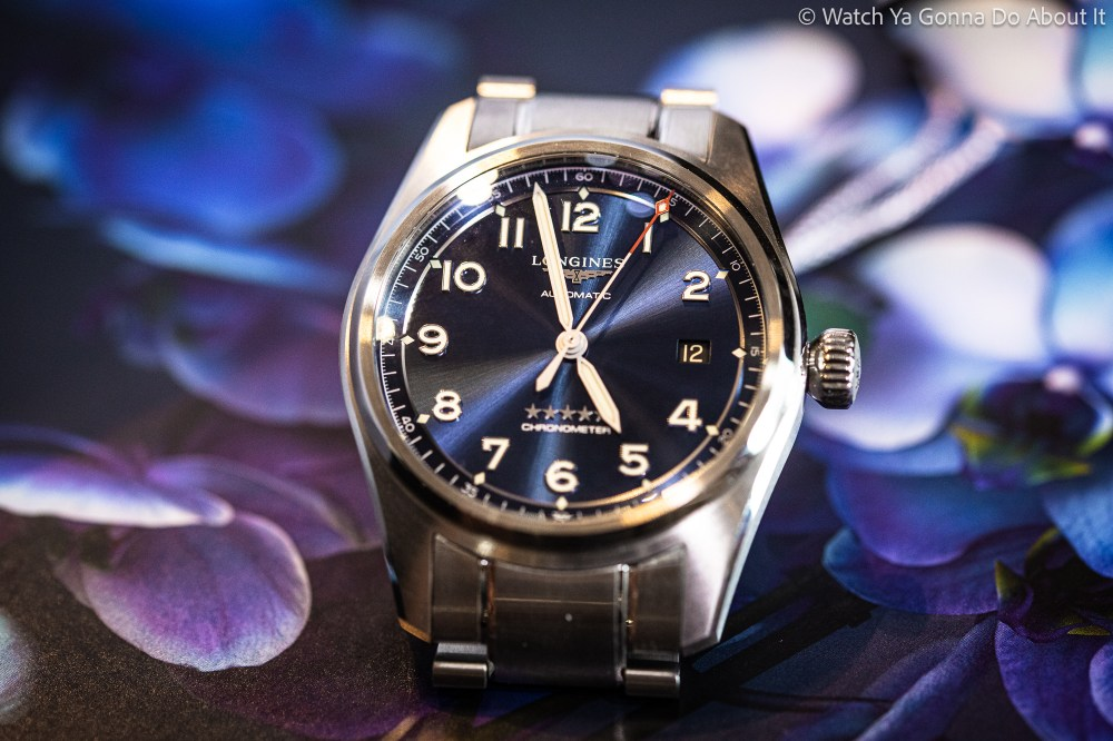 Reach For The Stars: Going Hands-on With The New Longines Spirit Prestige Edition ref. L3.810.4.93.9