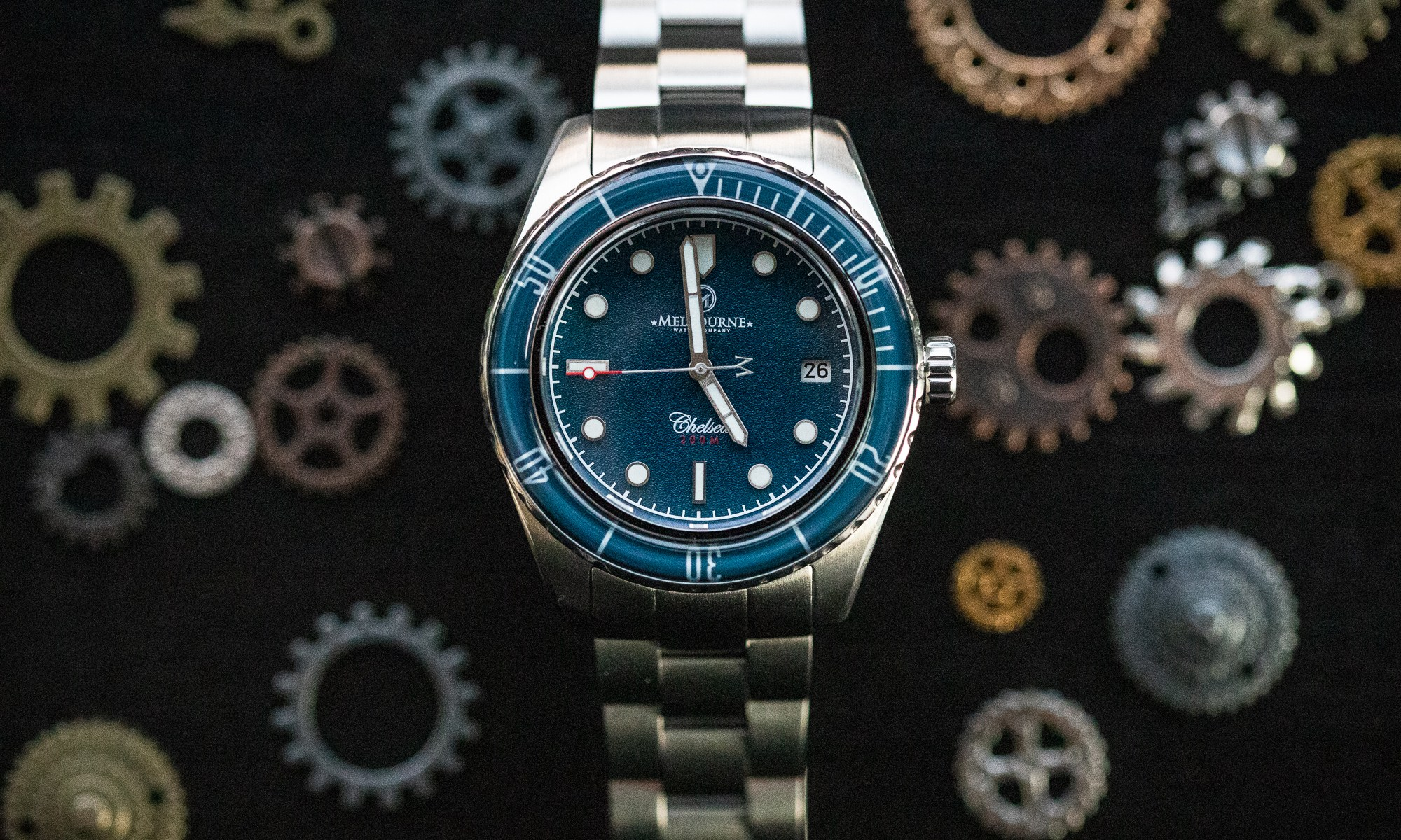 Melbourne Watch Company Chelsea 26