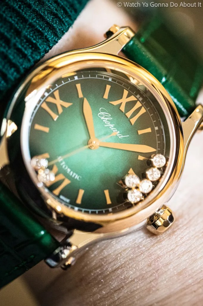 New Chopard Ladies Watches for 2021