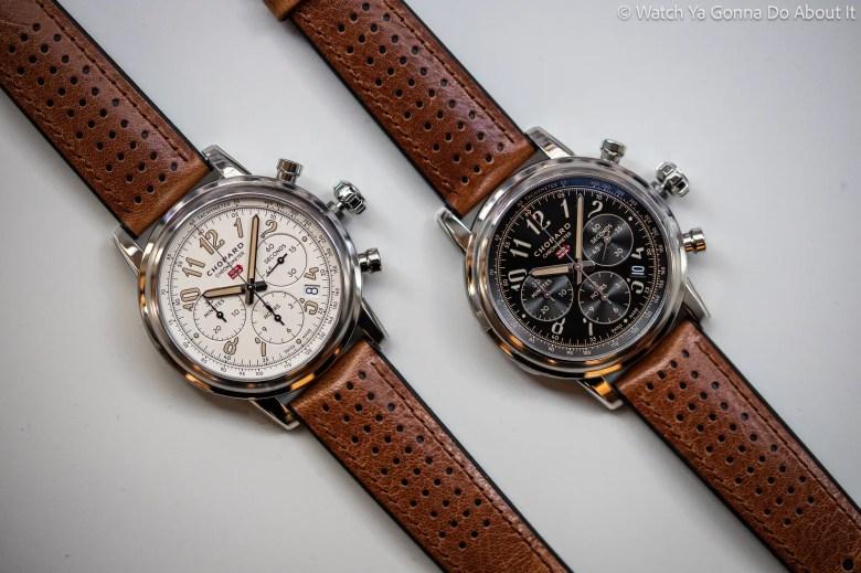 New Chopard Mille Miglia Classic Chronograph Raticosa