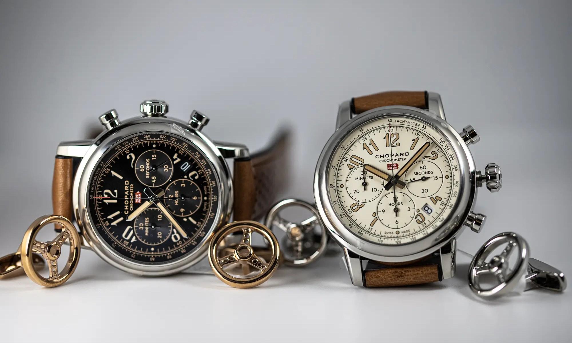 Chopard Mille Miglia Classic Chronograph Raticosa 43