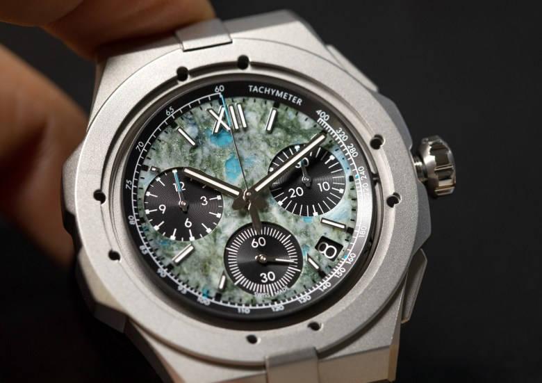 New Chopard Alpine Eagle XL Chrono Only Watch 2021