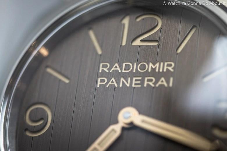 New Panerai Radiomir Eilean PAM 1243