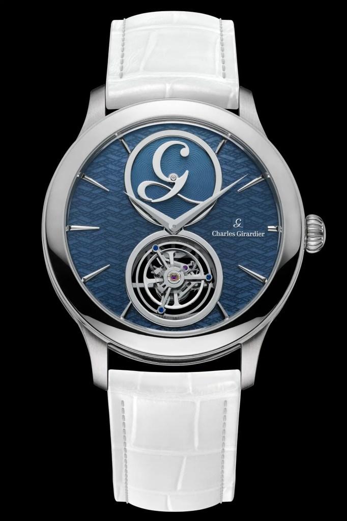 Charles Girardier 1809 Cobalt Blue 41mm 8 682x1024