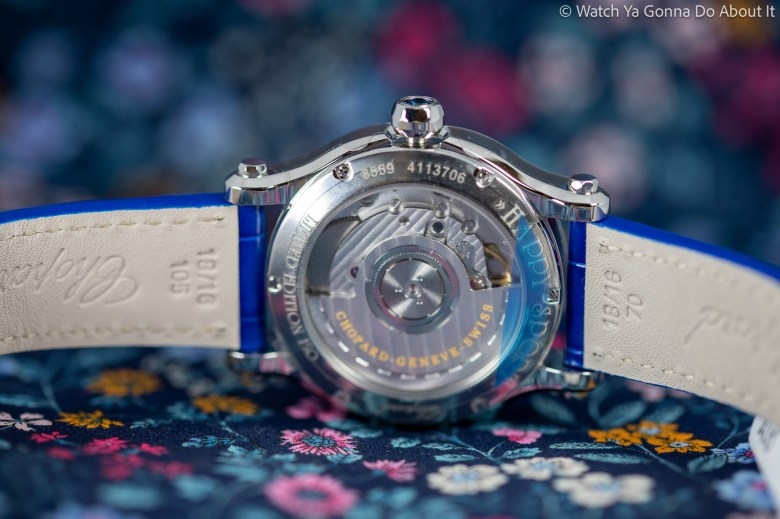Chopard Ladies Watches Collection