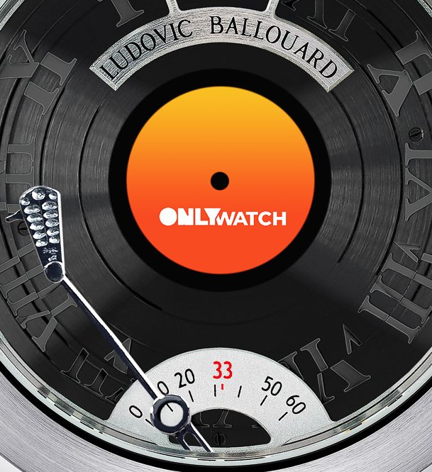 New Ludovic Ballouard Half Time Vinyl 33 Tours Only Watch 2021