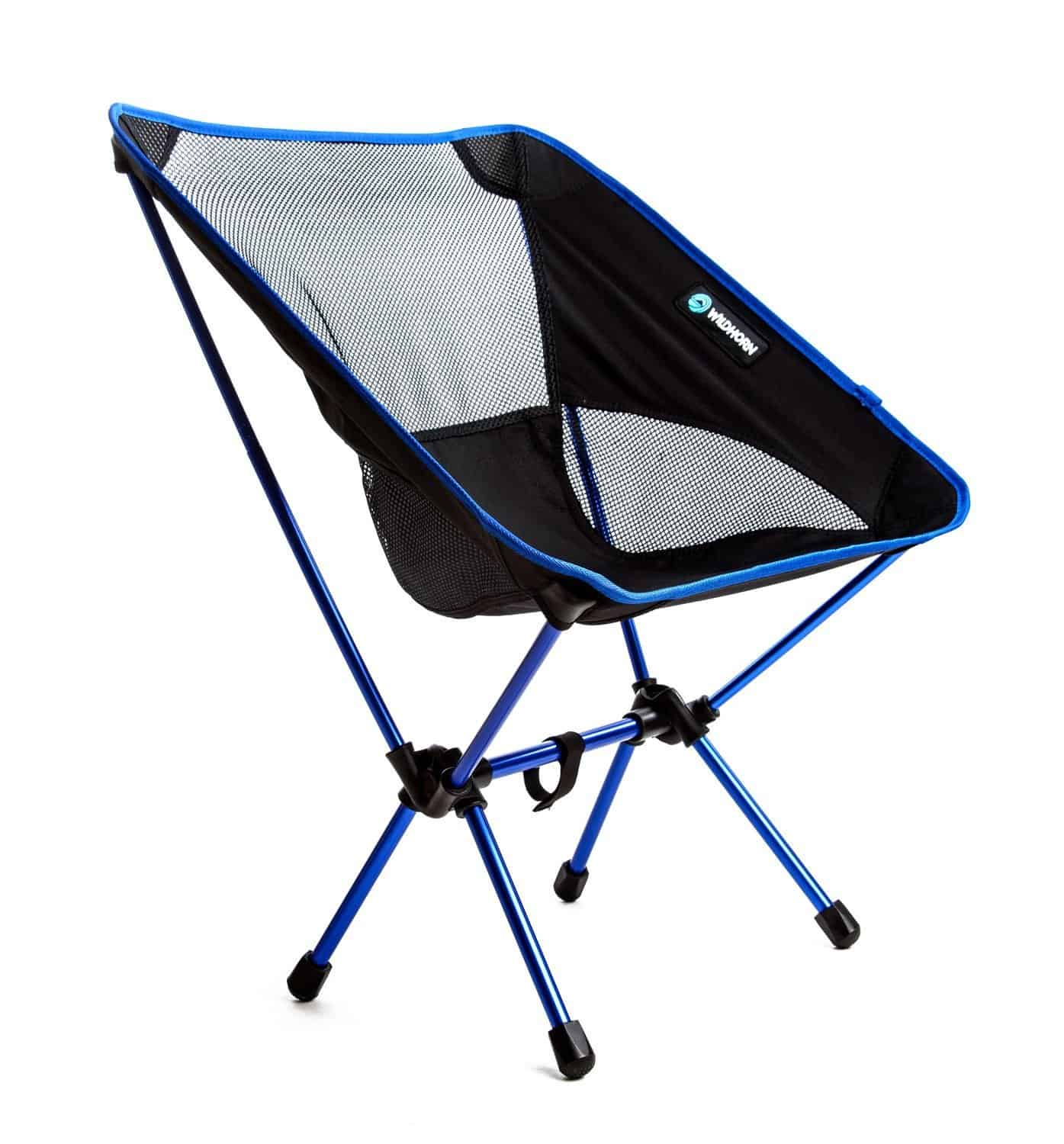 compact camping chair high tables and chairs the beach with a secret weapon no more sinking in