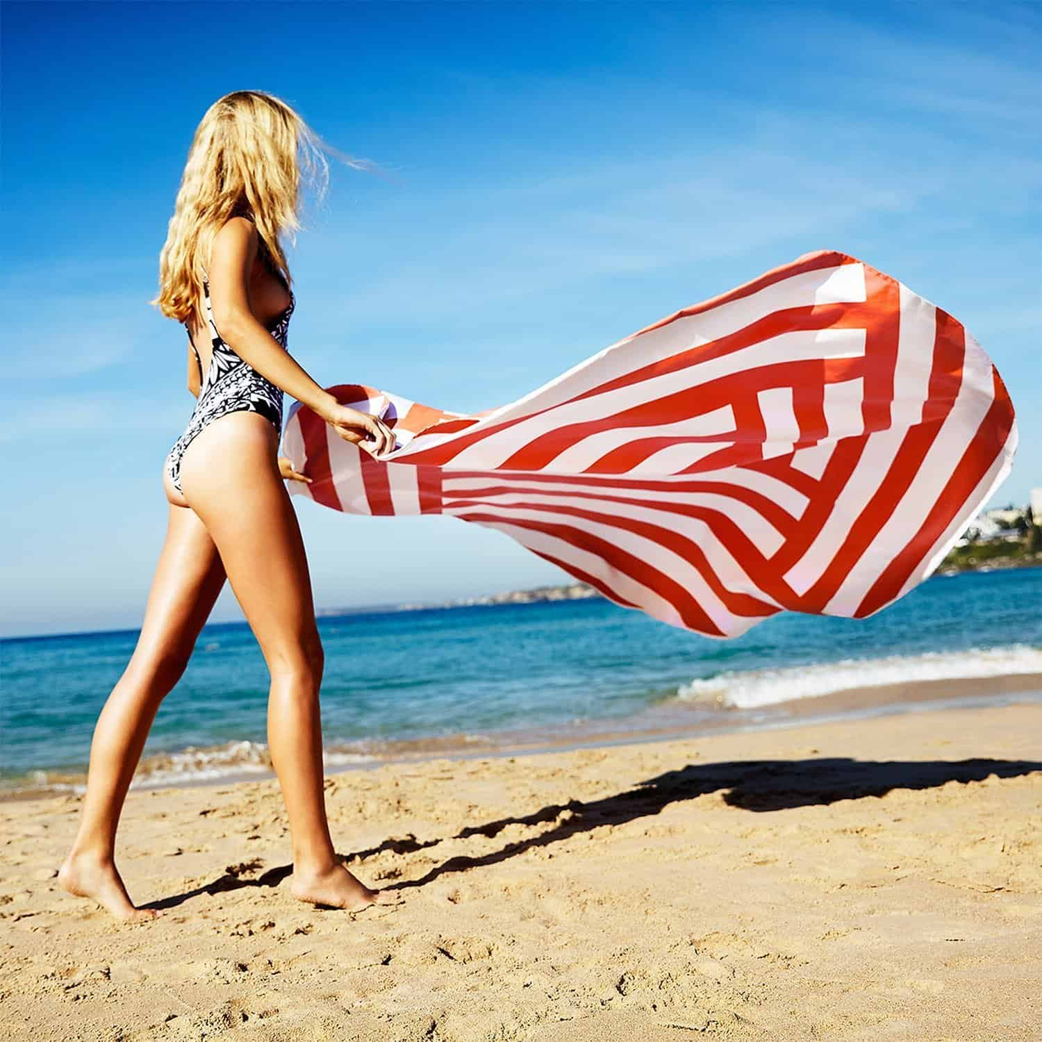 The Best Beach Towels for Travel  Compact and Absorbent