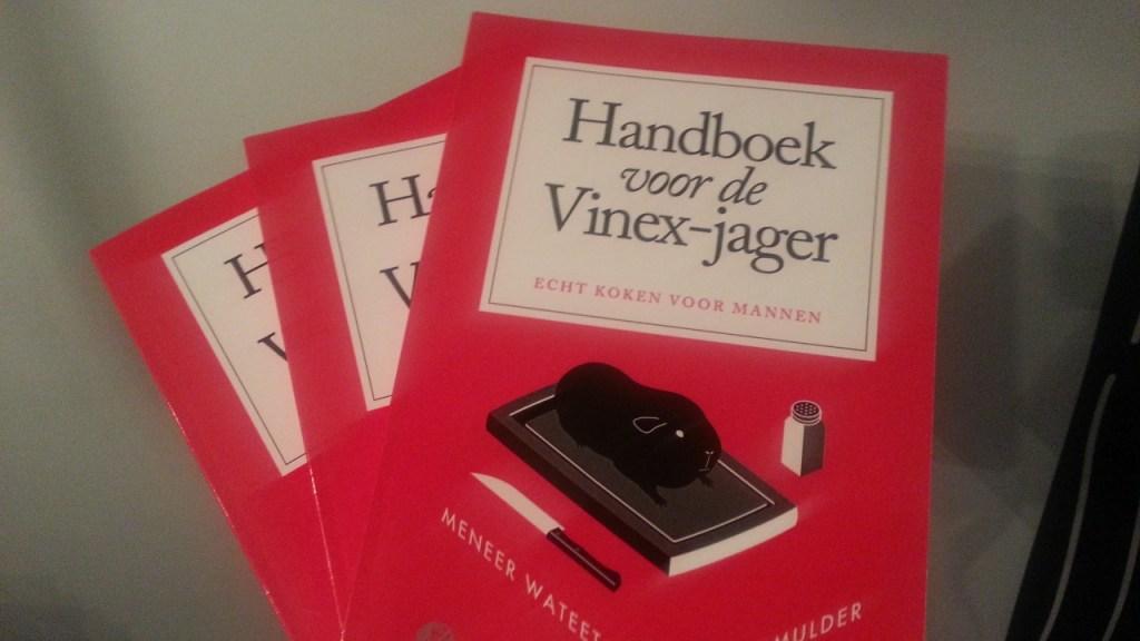 Het Handboek voor de Vinex-jager is terug