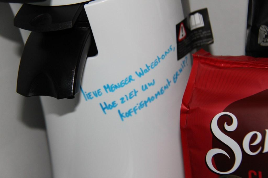 1000 likes = 1 senseo koffieapparaat