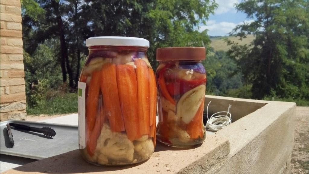 Conserveer met meneer, dag 3: groente fermenteren en drogen