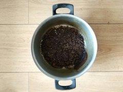 Recept low 'n slow courgette-gorgonzola soep.