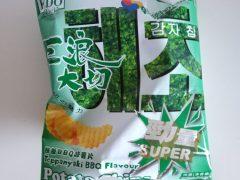 Chips van de week: Teppanyaki BBQ flavour