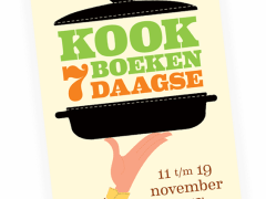 Kookboeken 7-daagse: twee verkiezingen en een meneer in Scheltema op 11-11
