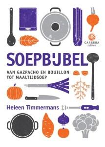 Boek Cover Soepbijbel - Timmermans
