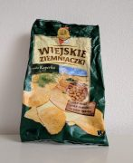 Chips van de week: wiejskie ziemniaczki - koperku