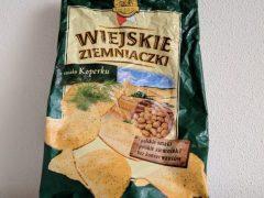 Chips van de week: wiejskie ziemniaczki – koperku